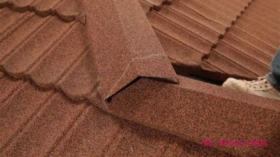Stone Coated Steel Roofing Sheet