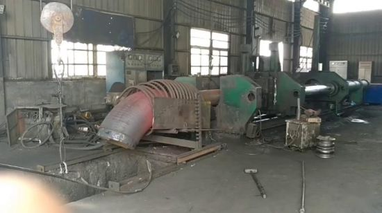 China Welded Seamless ASME A234 Wpb Elbow Carbon Steel Pipe