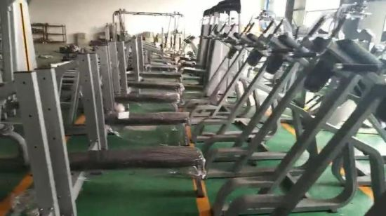 China Commercial Gym Fitness Equipment Olympic Military Bench L-1037