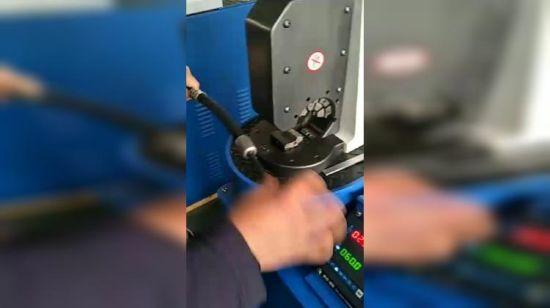 China Hydraulic Hose Crimping Machine for Brake Tube Power