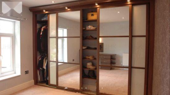 Interior Sliding Flush Cloth Door