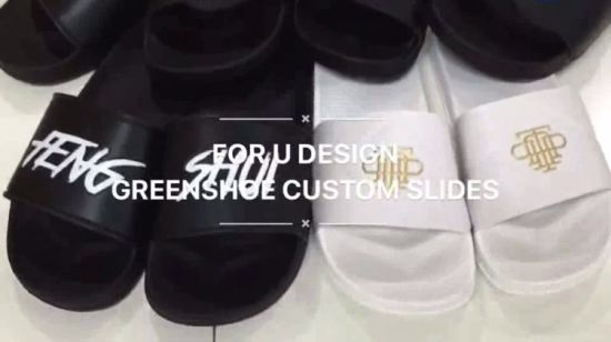 358daf1b Custom Unisex Slides Slippers OEM, Custom Men's Slides Sandal ...