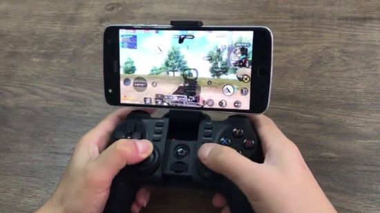 China Controle Joystick Ipega 9076 Android cellular iPhone PC PS3 - China Gaming Controller, Gamepad