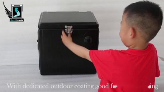China Promotion-Purpose Give Away Ice Beer Cooler Box for Camping