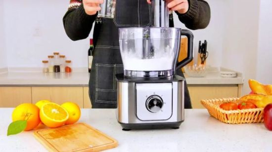 China Best Commercial Strong Motor and High Speed Small Household Food Processor - China Food Processor and Blender price