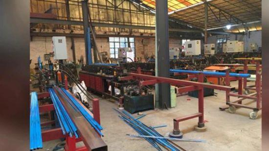 China Europe Stainless Steel Metal Corners Tile Trim Cabinet