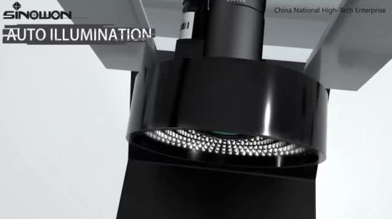 China 3D CNC Non-Contact Video Measurement Systems - China