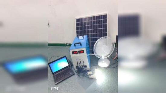 Off Grid PV Panel Generator Solar Energy Power System 300W 500W 1000W 2000W 3000W 5000W voor verlichting thuis/buiten