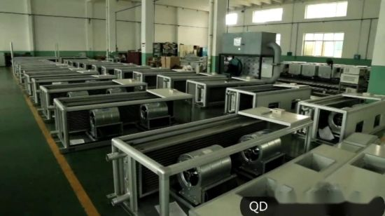 China Chilled Water Double Skin Sandwich Panel Ahu System Photos