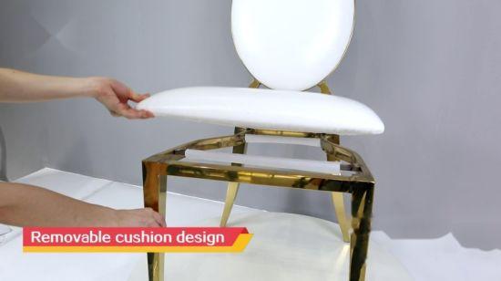 Chine Un design moderne Banquet nuptial event or chaise de