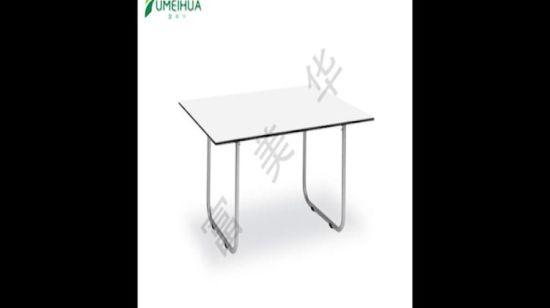 Chine Couleur Gris Anti Scratch Petite Table Basse Ronde Acheter