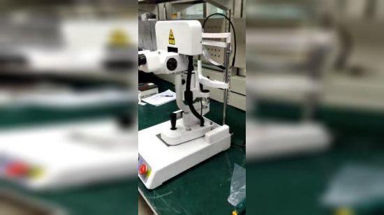 China A Cirurgia De Glaucoma Yag Laser Para Oftalmologia Md 920 Compre O Laser Yag Em Pt Made In China Com