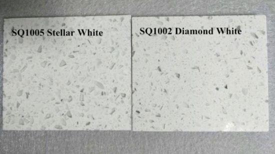 China Black Galaxy Quartz Countertops