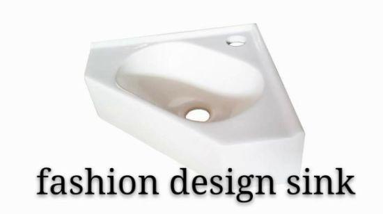 Laboratory Bathroom Vanity Trough Sink