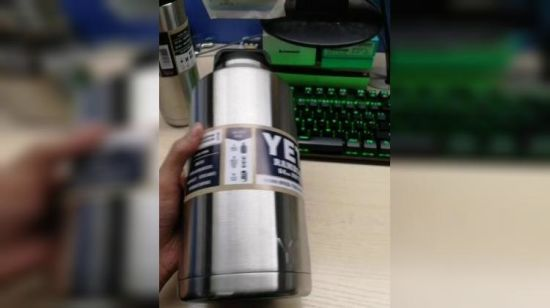 8eaaf3d7550 China Yeti 20oz/30oz Black Thermos Stainless Steel Insulated Travel Tumbler  Cup/Mug - China Yeti Tumbler, Rambler Tumbler