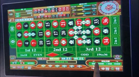 европейская рулетка в казино