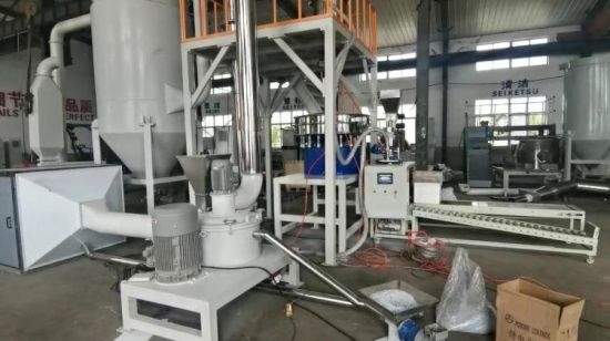 Revetement En Poudre La Production Fabrication Peinture Production Classificateur D Air Classement Faisant L Usine De Broyage Photo Sur Fr Made In China Com