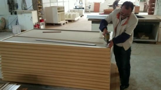 Wood Trade Show Booth : China wooden trade show booth exhibition equipment display unit for