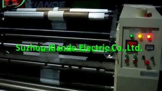 China DuPont Mylar Film Cutting Machine, Polyester Film Shearing
