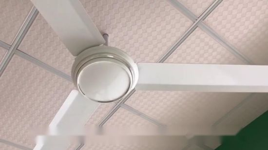 Ventilatore Da Soffitto High-Valume Satin Modern Electrical Da 48""