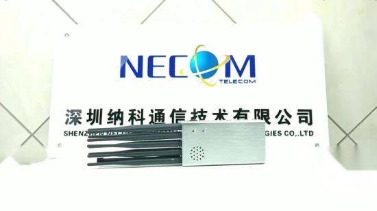 China 8000mAh Phone Signal Scrambler Working for CDMA/GSM/3G