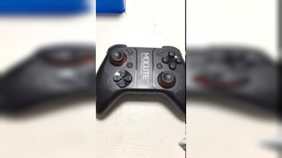 Mocute 053 Bluetooth Gamepad Joypad Android Joystick Wireless Controller Tablet Smart TV Game Pad