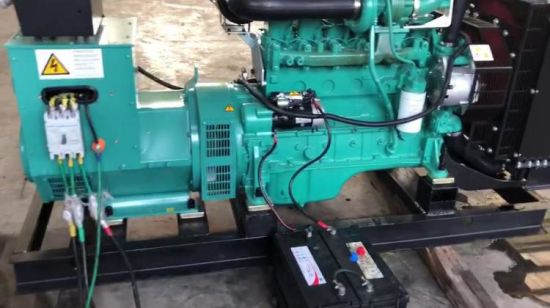 China 350kw Small Diesel Engine Generator Sets Home