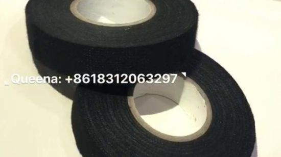 China High Temperature Automotive Wiring Harness Cloth Tape ... on