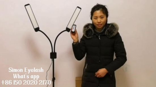 262db9aa5ef China Makeup Light Cosmetics LED Ring Lamp for Eyelash Extension - China  LED Light, Makeup Lamp