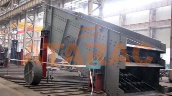 Sanghai Stone Construction Vibrating Screen Quote ( YKR2773 )