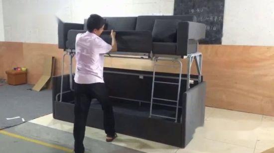 Sofa Sleeper Bunk Bed Folding