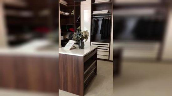 Chambre A Coucher De Vie De L Agglomere Contreplaque Assembles Fashion Melamine Peinture Non Scratching Dressing