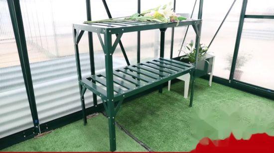 China Galvanized Raised Garden Bed Kit Vegetable Flower Backyard Planter Elevated Box Rdsg1002480 Zh China Raised Garden Bed And Raised Garden Planter Price