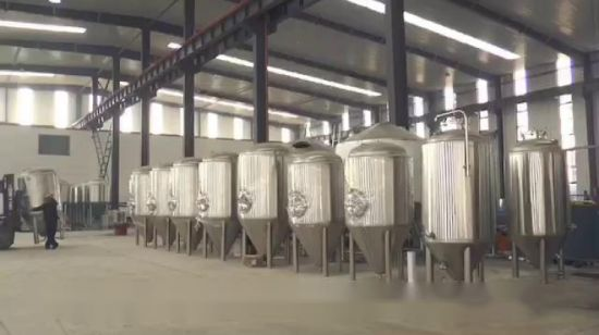 China 3 Bbl Brewhouse System Turnkey Beer Brewing Equipment