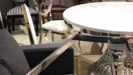 China Muebles de salón comedor moderna encimera de mármol de ...
