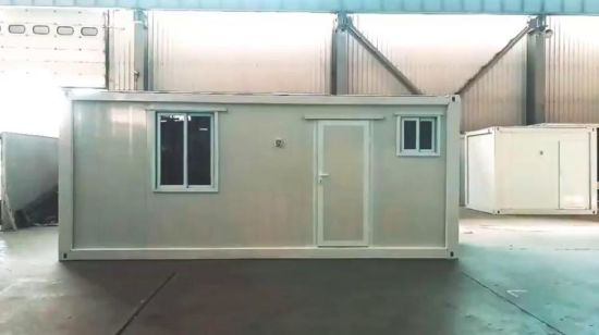 China Contenedor prefabricado modular móvil casa con un ...
