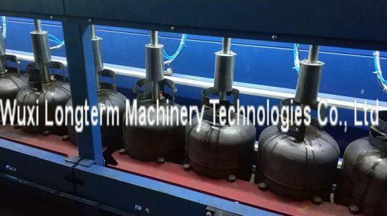 China Automatic LPG Cylinder Hydro Testing Machine - China Hydraulic