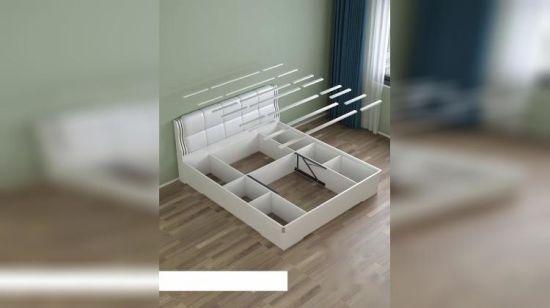 Chambre avec lit King Size moderne Fashion lit Murphy (UL-9N0532)