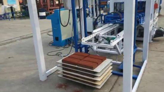 China Qt4-18 Automatic Cement Interlocking Paver Brick