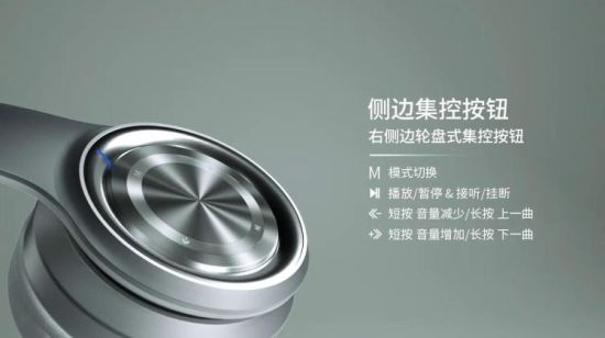 China Wholesale Fashion High Fidelity Stereo Music Bluetooth Headset