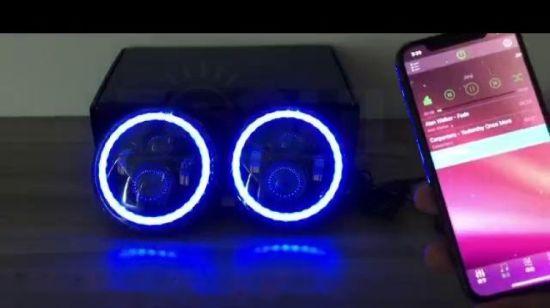 China 2015 2016 2017 Best RGB 7inch LED Jeep Wrangler LED
