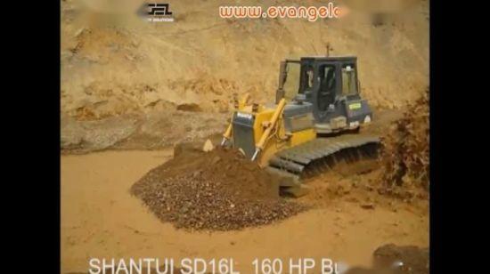 China Bulldozer Shantui DP16 Tipos de bulldozer - Compre Bulldozer trator de esteiras em pt.made