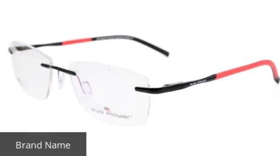 7d26fcd4f68b China Stock High Qality Fashion Design Rimless Glasses Frames with Metal Optical  Frames for Men - China Optical Frame Eyewear, Mens Glasses Frames