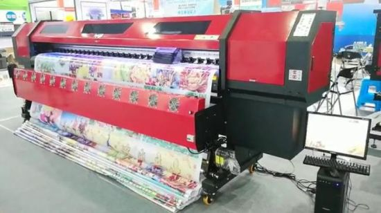 China Wholesale 2 5m Fast Double XP600 Heads Best Printer