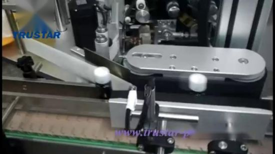 Flat Flat Double Side High Speed Small Sticker Labeling Machine