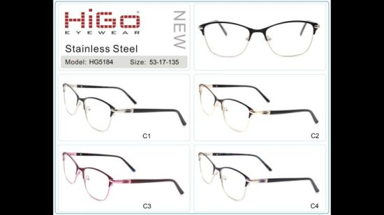 f585af72b8 China Fashion Hot Sale Spectacles Stock Optical Frame with Good Price -  China Acetate Optical Frame
