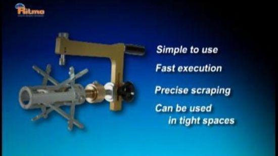 China Hand Scraping Tool (PS180) - China Hand Scraping, Hand