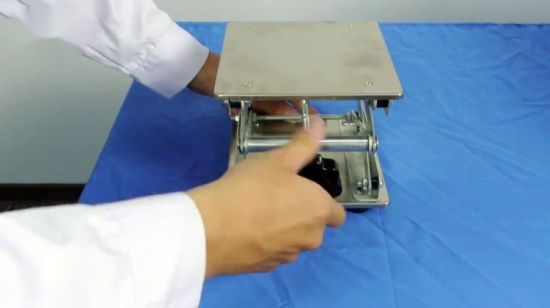 China Lab Mini Manual Scissor Lift Jack - China Lab Jack