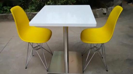 chaises Tables le 4 Chine et Restaurant mobilier places de shCxBQtord