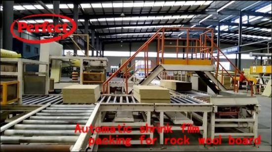 China Building Materials 150kg/M3 Thermal Insulation Board Rock Wool